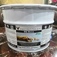 Клей Однокомпонентный MS-полимер клей для паркета Vecchio (15 кг)